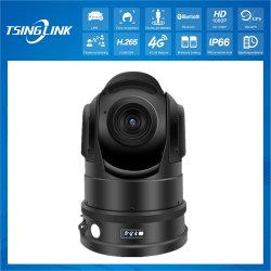 Veicolo in barca PTZ telecamera CCTV 30X con zoom ottico GPS Tracking Telecamera PTZ HD impermeabile di emergenza della polizia Fireman