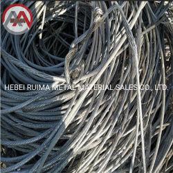 Высокое качество электрического алюминия стальной лом алюминиевый провод
