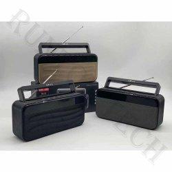 Lp-V12 de la radio FM de musique stéréo haut-parleur Surround avec support téléphone
