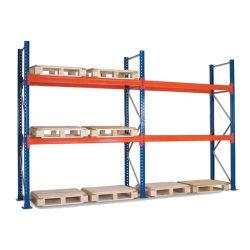 Heavy Duty depósitos verticales Paletización y vigas de madera