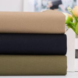 Qy9078 fuerte tejido de algodón Sarga 100 Trouses