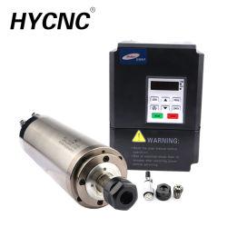 Hycnc HQD CNC-Router Maschine Werkzeugspindel Motor 2,2kW Wasser Gekühlte Drehmaschine Bohren Holzbearbeitung High Speed Frässpindel CNC ER20 24000rpm