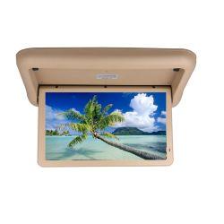 22 polegadas motorizado de barramento para Ônibus Flip-Down Monitor LCD de Alta Definição de 1080P para montagem no telhado de monitor motorizada do Barramento CAN do monitor de TV com marcação CE