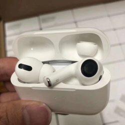 Cassa senza fili antipolvere del trasduttore auricolare per il 1:1 Airpods PRO
