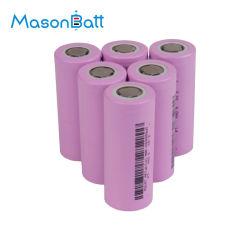Мейсон Batt 26650 3.2V LiFePO4 аккумуляторная батарея 2500Мач для 12V аккумулятор Pack