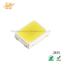 Série 2835 de alta potência para lâmpadas LED de chip SMD luz descendente de faixa de 2 anos de garantia fornecer amostra grátis
