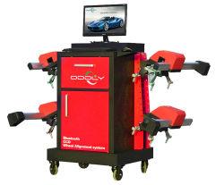 센서가 있는 휴대용 휠 얼라인먼트 기계