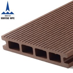 옥외 데킹/바닥용 목재 플라스틱 복합 건물 재질