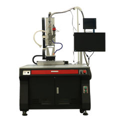 1000W plaque métallique de l'équipement de soudage au laser automatique de l'industrie pour l'aluminium acier au carbone en acier inoxydable