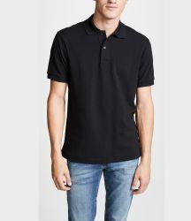 Novo Design de Transferência de Calor bordadas camisas polo T Shirt Logotipo homens Impressão personalizada