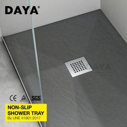 Doccia in vetroresina Daya base Vaschetta doccia Plato De Ducha walk-in Vassoio doccia