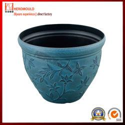 プラスチック注入型のプラスチック古代ローマの装飾の植木鉢型のプラスチック旧式な植木鉢型Heromould
