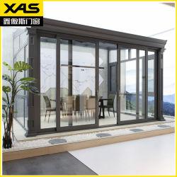 Алюминиевый сад комнате стекло вторая спальня нового здания из сборных конструкций