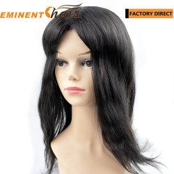 Женщин Toupee пользовательские системы волос моно с PU Hairpieces