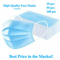 Реактивную тягу на 3ply хирургические маски одноразовые ткань
