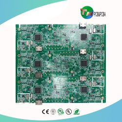 Fr4 OEM PCB multicapa de la placa de circuito del conjunto PCBA