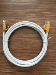 Cavo di Ethernet flessibile schermato della zona della rete di CAT6A