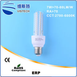 Milieu 90lm/W 12W Energy - besparing LED Bulb Indoor Use