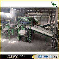 Mrf soluciones de gestión de residuos y reciclaje de clasificación de residuos urbanos para el tratamiento de residuos/planta de biogás/ Waste to Energy /Separación de basura
