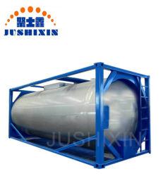 20M y 40FT ISOcontenedor cisternade agua potable de aceites vegetales o leche