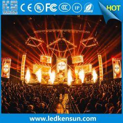 Video a colori completo dell'interno P2.6/P2.97/P3.91/P4.81 che fa pubblicità alla visualizzazione di LED locativa del LED della fase locativa del comitato 500*500mm