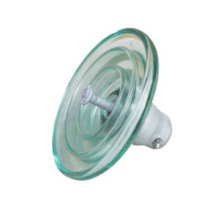 11kvポストのタイプガラス電気絶縁体