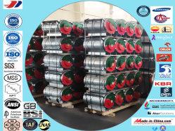 استخدام الغاز الطبيعي المسال، نقل أنابيب العزل الفولاذ تجميع التبريد المفرط / تركيبات الأنابيب الباردة، دعامات الأنابيب والمعلقات