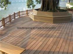 Pavimentazione di WPC e pavimentazione del bambù per l'uso esterno