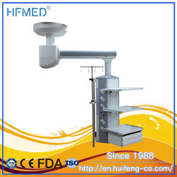Eingehangene Spalte des Krankenhaus-Geräten-ICU Decke für Chirurgie (HFP-DS240/380)