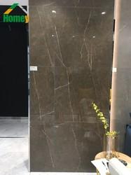 Строительный материал лампа кофе серого цвета остеклованные полированные стены и пол плиткой от Фошана Китая