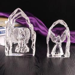 هدايا تذكارية من زجاج Clear Crystal Iceberg