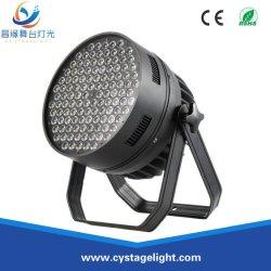120*3W RGB LED PAR puede Efecto de la etapa de luz para Discoteca/cine/Video/TV/Studio