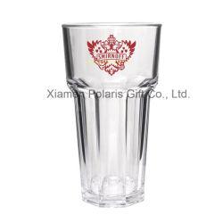 Hochzeits-Fest-zylinderförmiges gerades Glascup