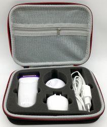 Les voyages de vente chaude EVA PU beauté Boîte pour rasoir électrique Philips
