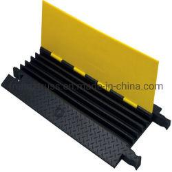 Гибкая желтый резиновый защитный кожух с плавным регулированием скорости 5 кабель канала мост