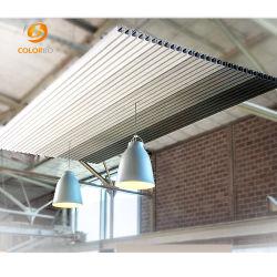 La superficie reduce el ruido de V-Pet cortadora CNC falso techo de molde cocinar panel Grid