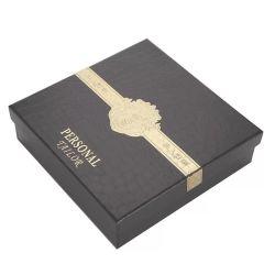 Contenitore reso personale imballaggio su ordine di cioccolato di disegno del ciglio con la decorazione operata