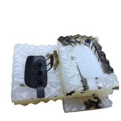 Moulage par coulée sous vide de silicium pour l'étui en caoutchouc