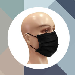 Heiße Verkaufs-Qualitäts-schützende Gesichtsmaske für Grippe-Virus des Blütenstaub-Pm2.5