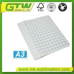 Format A3 sombre papier transfert T-Shirt pour 100% tissu de coton