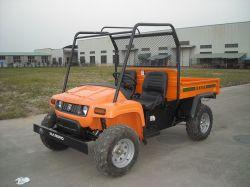 Batteriebetriebene Gebrauchsfahrzeug-elektrisches Hilfskarren des Park-Golfplatz-48V