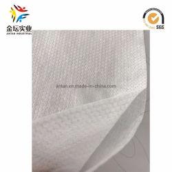 Rouleau double couche en relief par le biais d'air chaud hydrophile Nontissé couches pour bébés (YS-01)