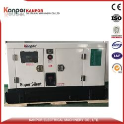 Yanmar Super Silent 20КВТ 25 ква резервных дизельных генераторных установках