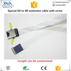 Xaja SD SDHC 메모리 카드 증량제 연장 케이블 연결 증량제 링커