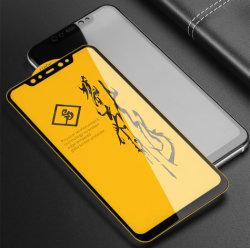 De in het groot 3D Grote Gebogen Beschermer van het Scherm voor Mobiele Telefoon Toebehoren Aangemaakte Galss voor iPhone/Samsung/Xiaomi/Vivo/Fabriek Oppo/Techno/Infinix