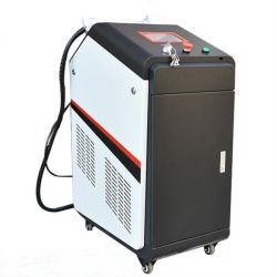 100W 200W 500W Metallölfarbe-Rostentferner-Laser-Reinigungsmittel