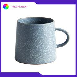 Retro Taza de porcelana de gres cerámico de tazas de café de cerámica vidriada regalo promocional