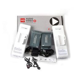 Extendeur HDMI sans fil 5.8GHz IR en charge HDCP 1080p de transmettre la distance : 150m~300m 3000m Outdoor Indoor ou aucun câble entre l'expéditeur (TX) et le récepteur (RX)