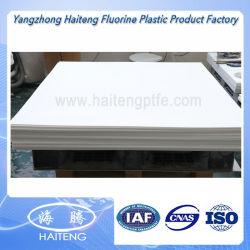 Foglio stampato PTFE foglio saltato in PTFE di grandi dimensioni