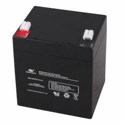 De compacte AGM van de FM van het Ontwerp 12V 4.5ah Navulbare Zure Batterij van het Lood